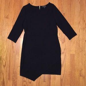 FORVER 21 Black Bodycon Dress
